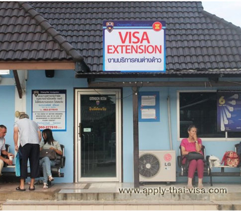 Tourist Visa for Chiang Mai